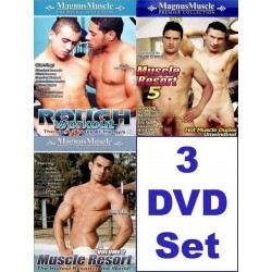 Magnus Super Pack 1 3-DVD-Set