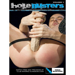 Hole Busters 1 DVD (Hot House) (08767D)