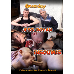 Jess Royan - Insoumis DVD (Crunch Boy) (14567D)