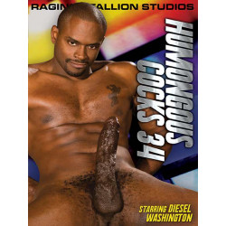 Humongous Cocks 34 DVD