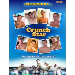 Crunch Star 2-DVD-Set (Crunch Boy) (08169D)