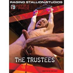 The Trustees (Fetish Force) DVD (Raging Stallion Fetish & Fisting) (09369D)