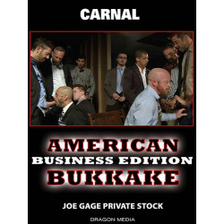 American Bukkake - Business Edition DVD (12469D)