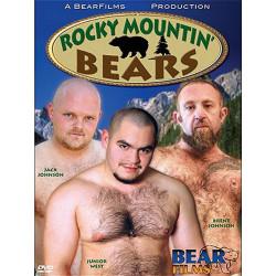 Rocky Mountin` Bears DVD (BearFilms) (12869D)