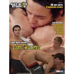 Cum Fuckers DVD (Gay Boys Studios) (13969D)