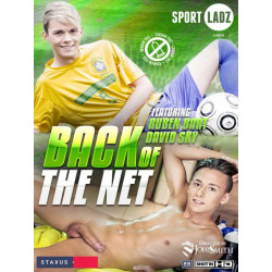 Back Of The Net DVD (Sport Ladz) (12974D)