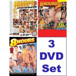 Leisure Time 24 h Pack 1 3-DVD-Set (10275D)