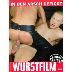 Butt Fucked - In Den Arsch Gefickt DVD (Wurstfilm) (03204D)