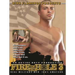 Fire in the Hole 3 DVD