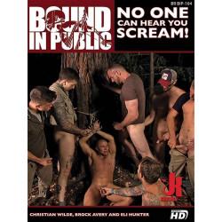 No One Can Hear You Scream! DVD (Bound In Public) (13879D)