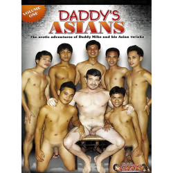 Daddy´s Asians #1 DVD (Gay Asian Twink) (08384D)