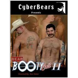 Bear Booty Call #2 DVD (CyberBears) (09484D)