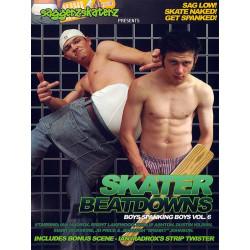 Skater Beatdowns DVD (SaggerzSkaters) (13384D)