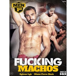 Fucking Machos DVD