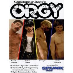 Orgy (Christopher Rage) DVD