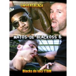 Matos de Blackoss #6 DVD (10589D)