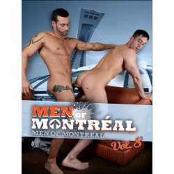 Men of Montreal #08 DVD (12689D)