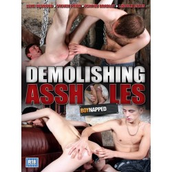 Demolishing Assholes DVD