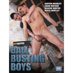 Ball Busting Boys DVD