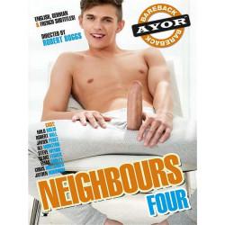 Neighbours #4 DVD (AYOR) (11497D)
