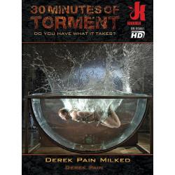 Derek Pain Milked DVD