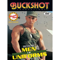 Minute Man 14 Men in Uniform DVD (Colt's Minute Man) (06324D)