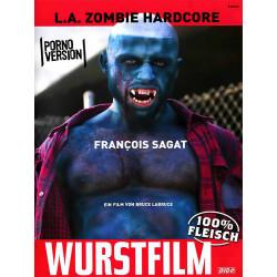 L.A. Zombie Hardcore DVD (Wurstfilm) (08437D)
