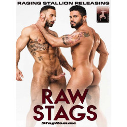 Raw Stags DVD