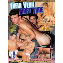 Their Very First Time 4h DVD (01705D)