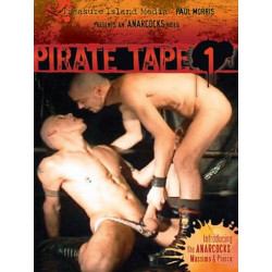 Anarcocks Pirate Tape 1 DVD (Treasure Island) (02075D)