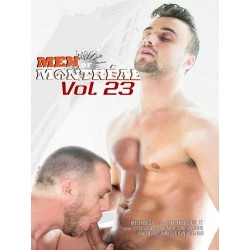 Men of Montreal #23 DVD (14462D)