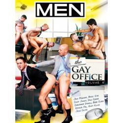 The Gay Office #6 DVD (MenCom) (13165D)