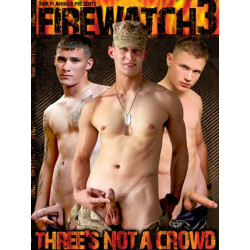 Firewatch #3 DVD