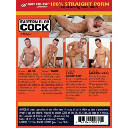 Eastern Bloc Cock DVD