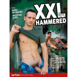 XXL Hammered DVD  (Spritzz) (13088D)