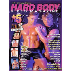 Hard Body #5 DVD (12394D)