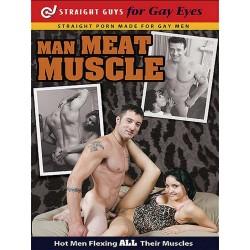 Man Meat Muscle DVD (12097D)