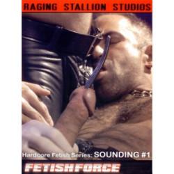 Sounding #1 DVD (Raging Stallion) (04075D)