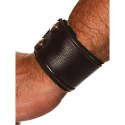 Colt Leather Wrist Wallet Black