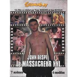 John Despe Le Massacreur XXL DVD (Crunch Boy) (14621D)
