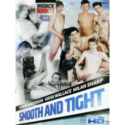 Smooth And Tight DVD (Bareback Rookies)
