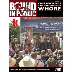 Cass Bolton Is A Folsom Street Fair Whore DVD (14892D)