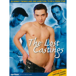 The Lost Castings DVD  (Spritzz) (09699D)