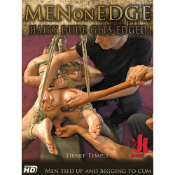 Hairy Dude Gets Edged DVD