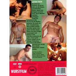 Latin Fuck DVD