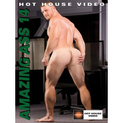 Amazing Ass #14 (Hot House Anthology) DVD (14506D)