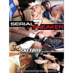 Serial Sneaker #7 DVD (Sketboy) (14616D)