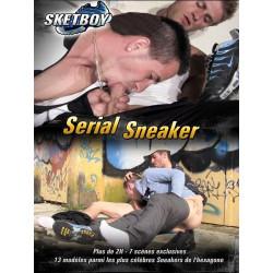 Serial Sneaker #1 DVD (Sketboy) (14629D)