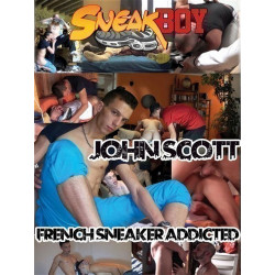 John Scott, French Sneaker Addicted DVD (14640D)