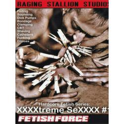 Xxxxtreme Sexxxx 1 DVD (Raging Stallion Fetish & Fisting) (04396D)
